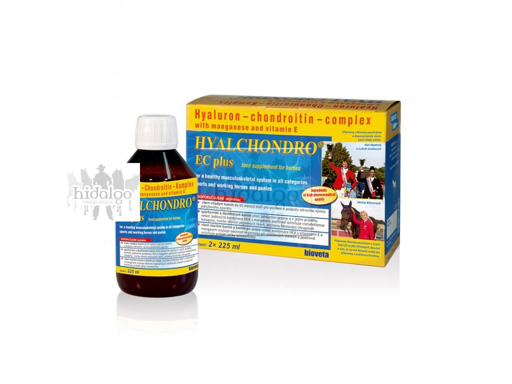 Hyalchondro EC plus Bioveta