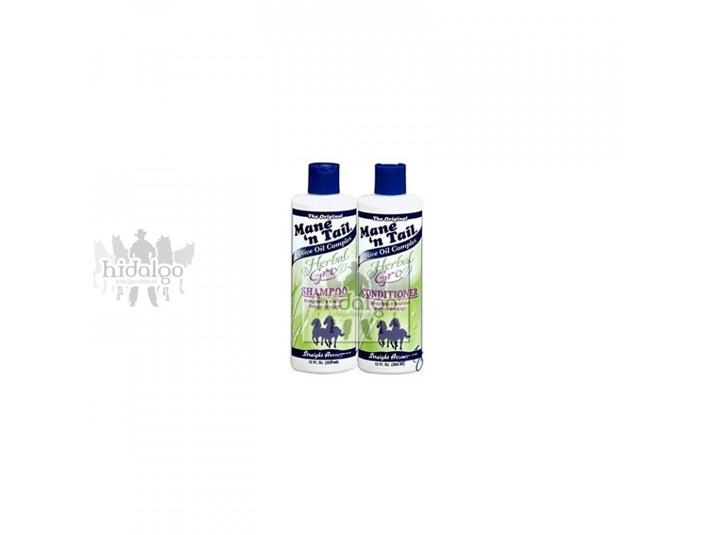 Šampon Mane N'Tail Herbal Essencials 355ml