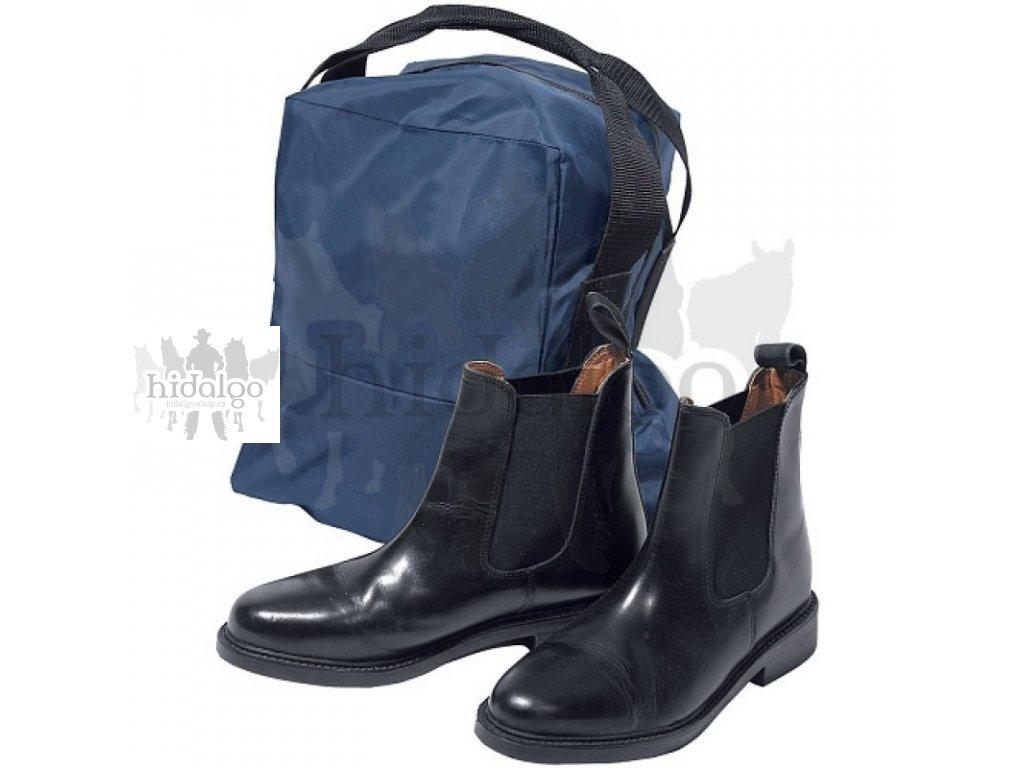 Taška na kotníčkové jezdecké boty