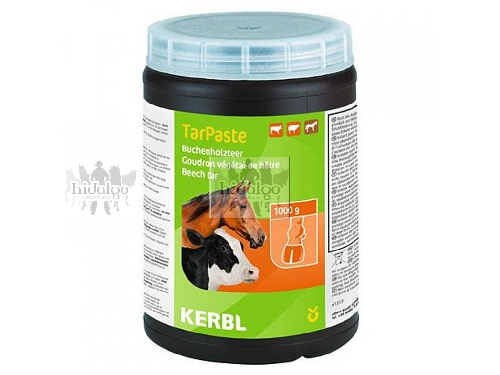 Roztok dřevitého dehtu Kerbl 1kg