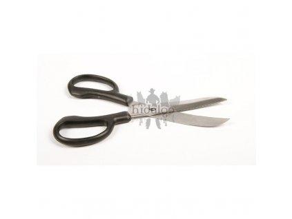 Zahnuté nůžky z nerezové oceli