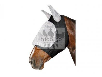 Maska proti hmyzu s elastickým úpletem
