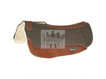 saddle pad classic equine esp felt top pad round