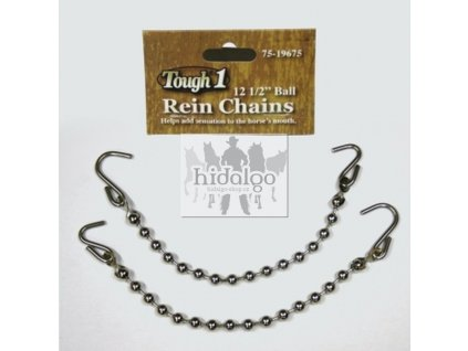 rein chains for romal reins