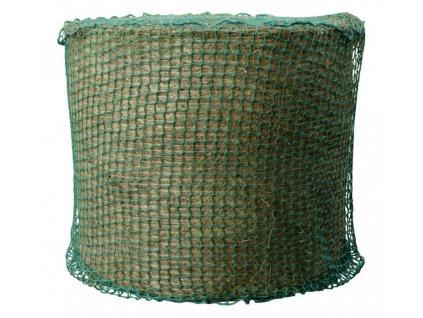 Síť na seno na celé kulaté balíky 1,5x1,5m; oka 4,5cm