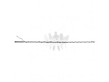 Lonžovací bič jednodílný