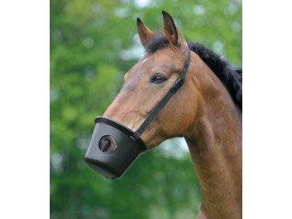 Plastový náhubek pony