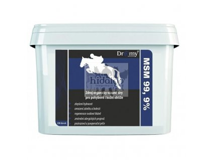 DROMY MSM 99,9% Plus powder 2000g