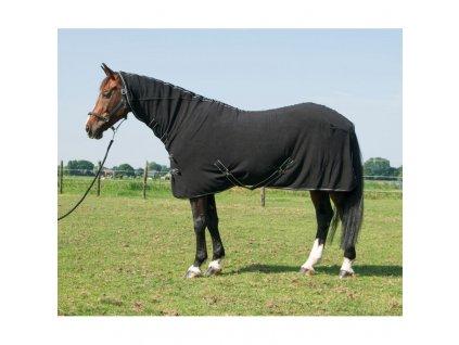 Odpocovací deka s krkem Deluxe