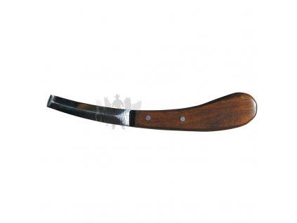 Kopytní nůž, oboustranný