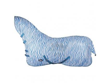 Deka síťovaná Zebra Blue