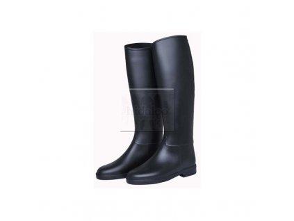 Jezdecké vysoké boty Basic HKM