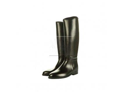 770cc309f6a Jezdecké vysoké boty dětské s gumou