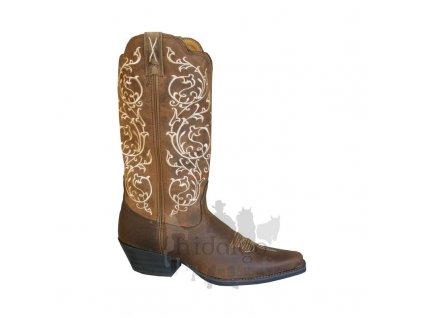 Dámské westernové boty Twisted X Light Weight