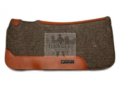 Westernová filcová podsedlová deka Premium Classic