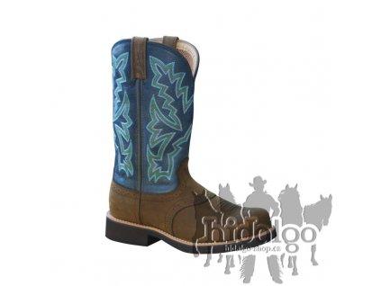 Westernové boty Twisted X Women's Barn Burner