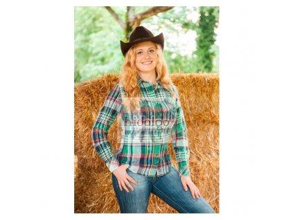 Westernová košile Dallas HKM