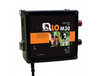 Elektrický ohradník síťový ELLOFENCE M30 0,3J