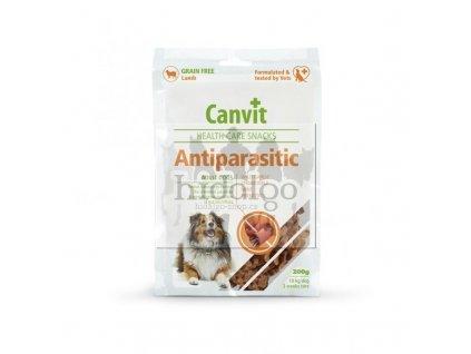 CANVIT Snacks Antiparasitic funkční pamlsek 200g