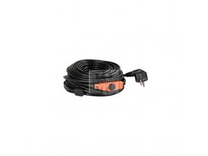Topný kabel s termostatem 230V/64W,4m