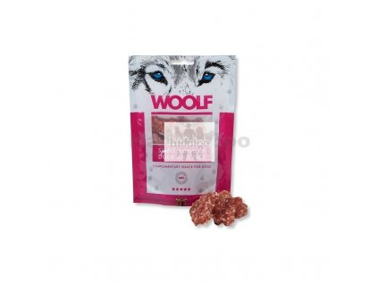 WOOLF  Small Bone of Duck & Rice 100g