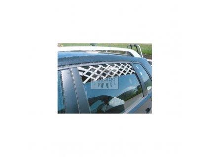 Mřížka na ventilaci do okna plastová