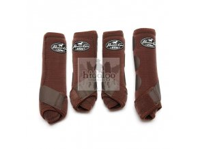 ventech elite sports medicine boots 4 packbrown