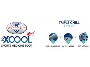 Neoprenové chrániče VenTECH Elite Sports Medicine Boots 4 Pack White