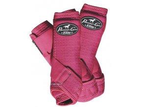 Neoprenové chrániče VenTECH Elite Sports Medicine Boots 4 Pack Pink