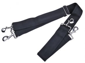 Elastické pásky na nohy s karabinami