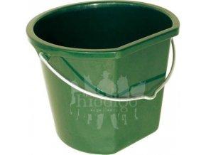 Kyblík na krmení závěsný OK plast 17,5 l