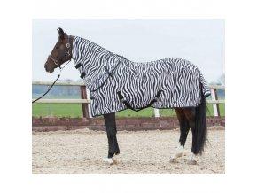 Deka síťovaná Zebra