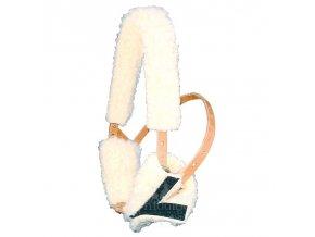 Návlek na klkací řemen z fleece