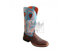 Dámské westernové boty Twisted X Women's Ruff Stock