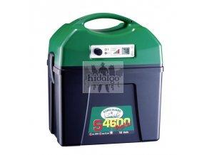 Elektrický ohradník bateriový EURO GUARD S 4600 Digital 5,2/3J