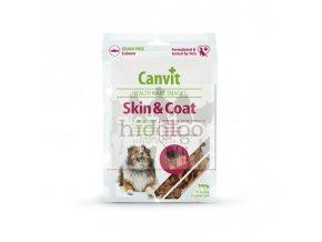 CANVIT Snacks Skin Coat funkční pamlsek 200g