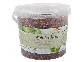 Chipsy jablečné