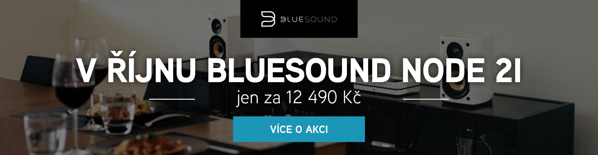 Akce Bluesound Node 2i