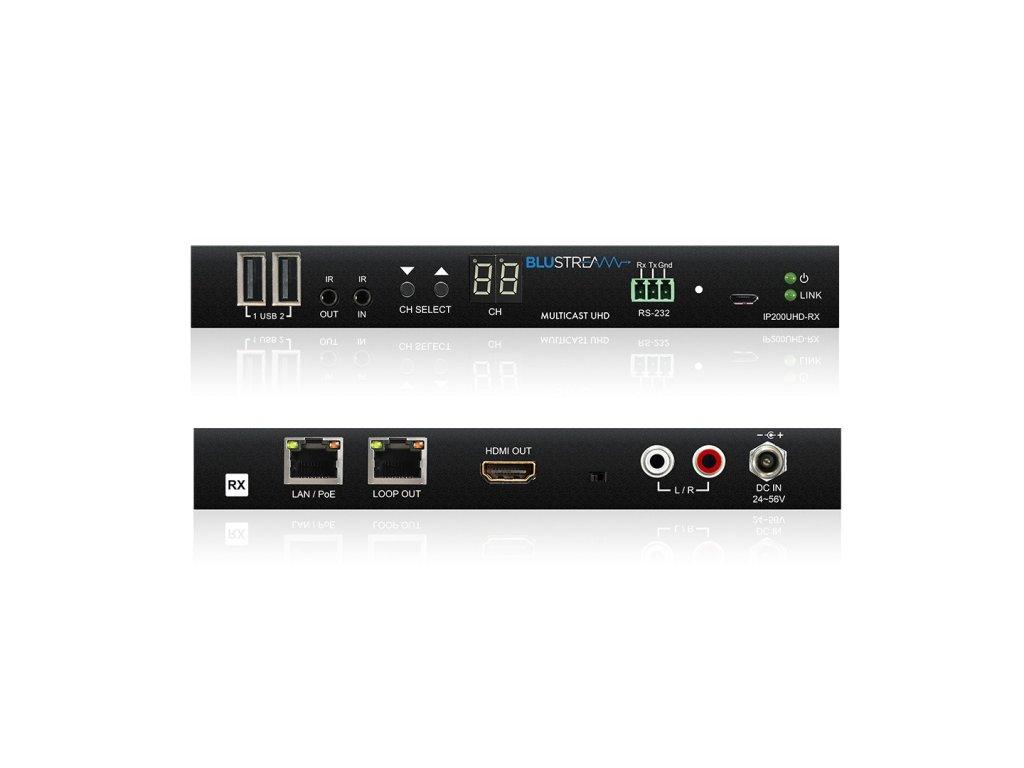 Blustream IP200UHD-RX