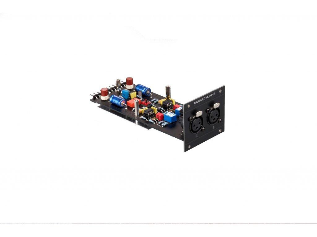 Octave In 3: XLR MC modul pro HP 700