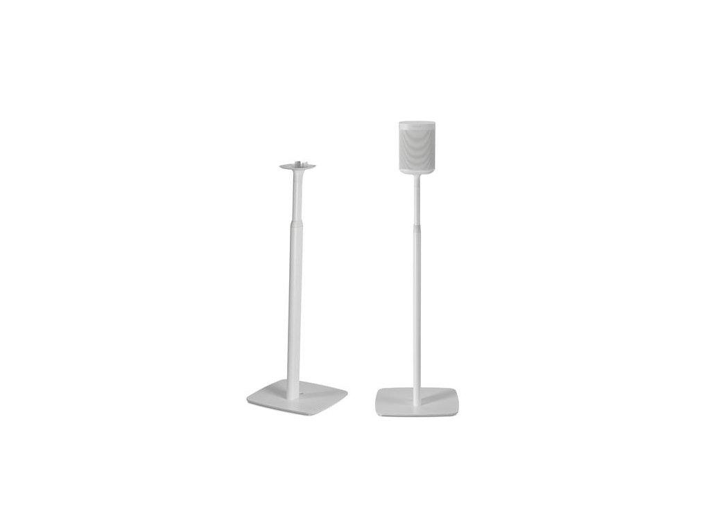 Flexson nastavitelný podlahový stojan pro Sonos One, One SL a Play:1, pár