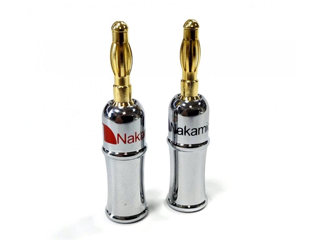 Nakamichi - Banana Plugs N6556 LE
