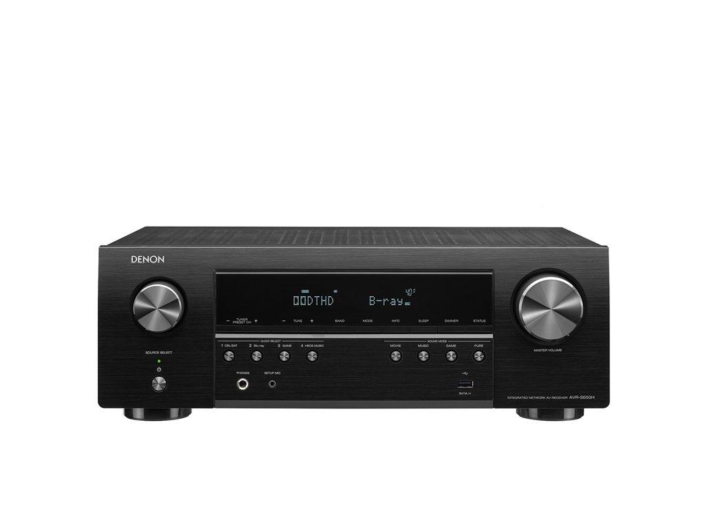 DENON AVR S650H 1