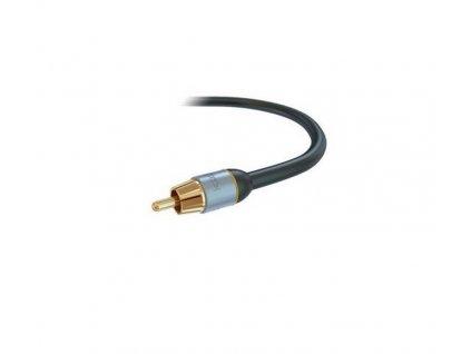 Kordz PRO mono 1x Cinch/RCA audio-video koaxiální kabel