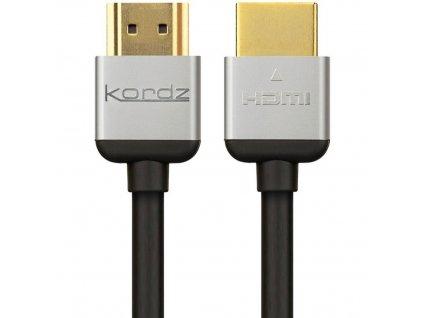 Kordz R.3 HDMI kabel, 4K/HDR, 18Gb/s