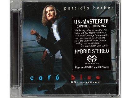 Patricia Barber: Café Blue (Un-Mastered) (Hybrid-SACD)