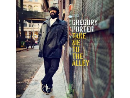 Gregory Porter: Take Me To The Alley (180 g)