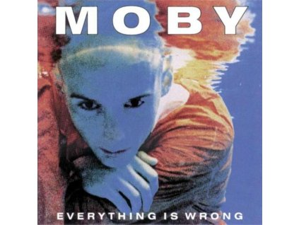 Moby: Everything Is Wrong (180g) (limitovaná edice)
