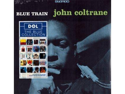 John Coltrane : Blue Train (remastered) (180 g) (limitovaná edice)