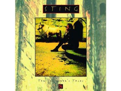 Sting: Ten Summoner's Tales (180g)